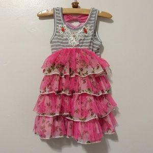Baby Sara Summer Ruffle Dress